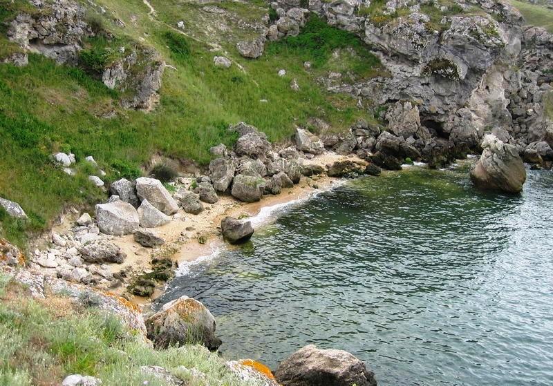 Щелкино отдых на Азовском море